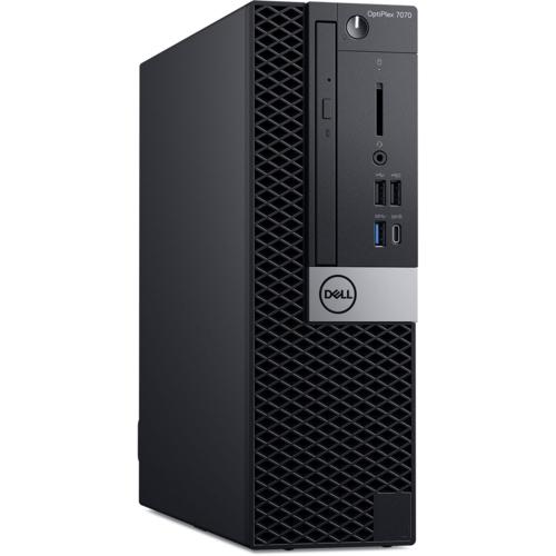 Dell OptiPlex 7070SFF i5-9500 8GB 256SSD W10Pro