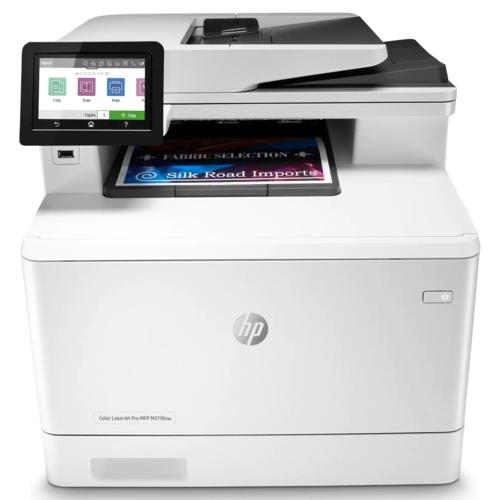 HP W1A78A ColorLaserJet M479fnw Yaz/Tar/Fot/Fax-A4