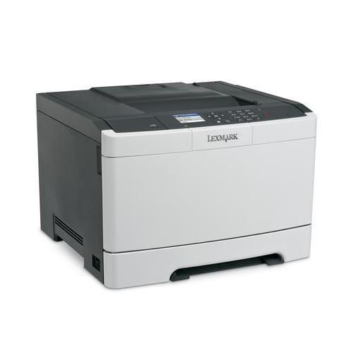 Lexmark CS417DN Renkli Laser Yazıcı A4