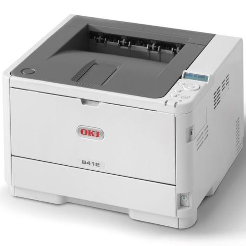 OKI B412DN Mono Laser Yazıcı - A4