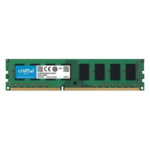Crucial 4GB 1600MHz DDR3 CL11 1,35V CT51264BD160B