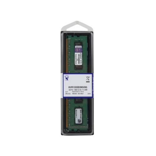 Kingston 8GB 1333MHz DDR3 CL9 KVR1333D3N9/8G