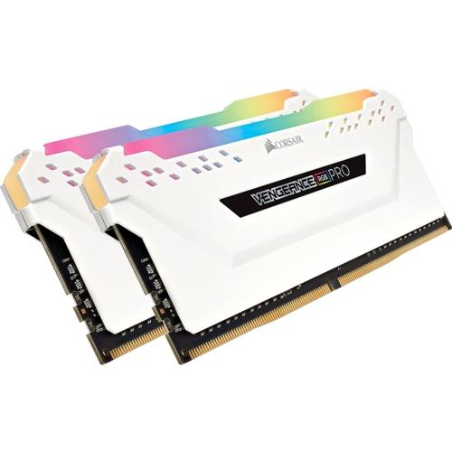 Corsair 2x8 16GB RGB 3200MHzD4 CMW16GX4M2C3200C16W