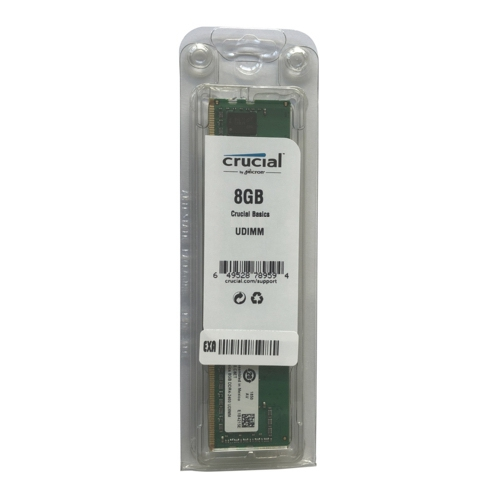 Crucial 8GB 2666MHz DDR4 CT8G4DFS8266