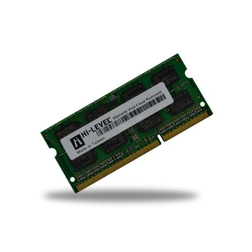 HI-LEVEL NTB 4GB 1066MHz DDR3 SOPC8500D3/4G