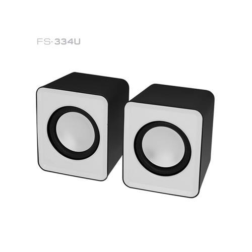 Frisby FS-334U 2.0 Hoparlör Sistemi USB Siyah