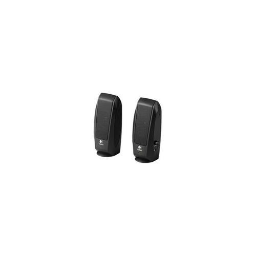 Logitech S120 1+1 Speaker Siyah (5W) 980-000010