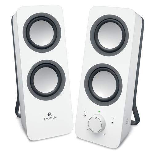 Logitech Z200 1+1 Beyaz Speaker 10W 980-000811