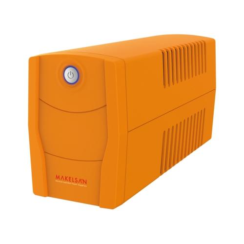 MAKELSAN LION X 850VA USB (1x 9AH) 5-10dk