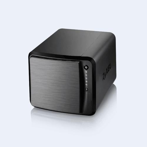 Zyxel NAS542 4x10TB Disk Destekli Nas Cihaz