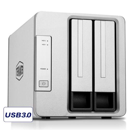 TerraMaster D2-310 2 Disk Yuvalı DAS Cihazı