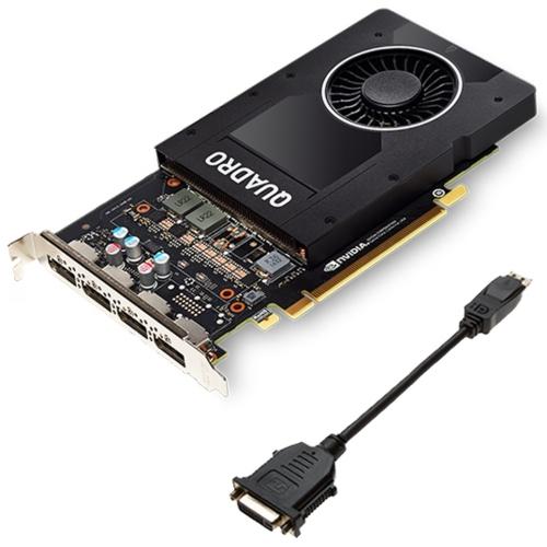 PNY Quadro P2000 5GB DDR5 160Bit DDR5 16x