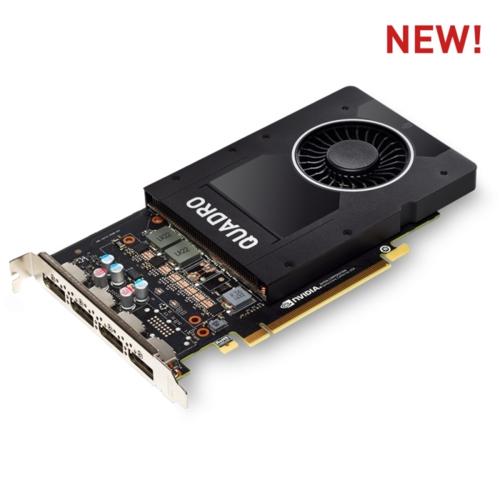PNY Quadro P2200 5GB DDR5 160Bit DDR5 16x