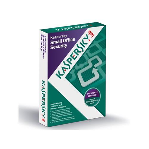 Kaspersky Small Office Sec. 1+10 Dvd Kutu 1 YIL