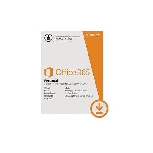 MS Office 365 Bireysel ESD Lisans QQ2-00006 1YIL