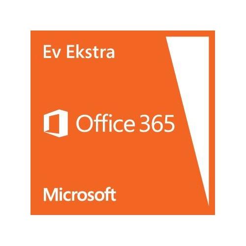 MS Office 365 Ev ESD Lisans 6GQ-00086 1 YIL