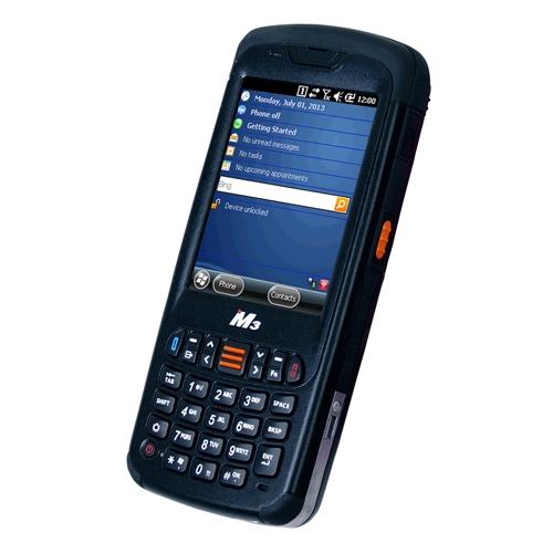 Mobilecomp M3 Black 1D El Term. BT/WiFi CE6.0