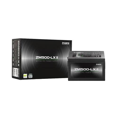 Zalman ZM500-LXII 500W Güç Kaynağı