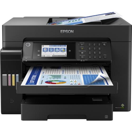 Epson L15160 Renkli Tanklı Fax-Fot-Tar-Yazıcı A3