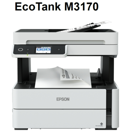 Epson M3170 Mono EcoTank Fax/Fot/Tar/Yazıcı - A4