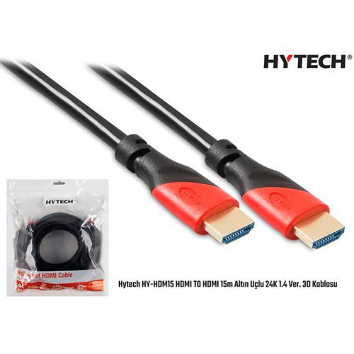 Hytech HY-HDM15 15m Hdmi Kablo