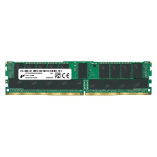 Crucial 8GB 3200MHZ DDR4 RDIMM MTA9ASF1G72PZ